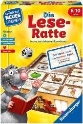 Die Lese-Ratte (Kinderspiel) Cover