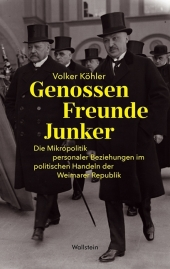 Genossen - Freunde - Junker
