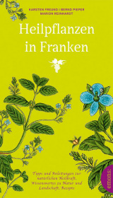 Heilpflanzen in Franken Cover