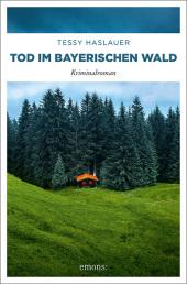 Tod im Bayerischen Wald Cover