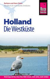 Reise Know-How Reiseführer Holland - Die Westküste Cover