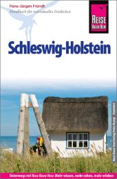 Reise Know-How Reiseführer Schleswig-Holstein Cover