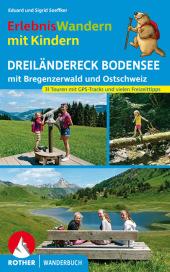 ErlebnisWandern mit Kindern Dreiländereck Bodensee Cover