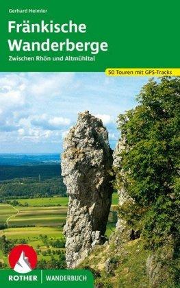 Rother Wanderbuch Fränkische Wanderberge