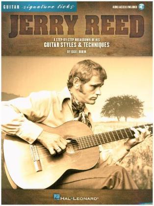 Jerry Reed - Signature Licks, Gitarre