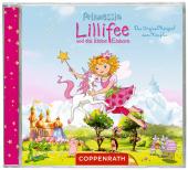 Prinzessin Lillifee und das kleine Einhorn, Audio-CD Cover