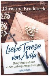 Liebe Teresa von Avila Cover