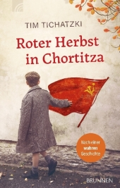 Roter Herbst in Chortitza Cover