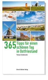 365 Tipps für einen schönen Tag in Ostfriesland Cover