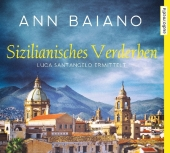 Sizilianisches Verderben, 5 Audio-CDs Cover