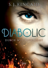 Diabolic. Durch Wut entflammt Cover