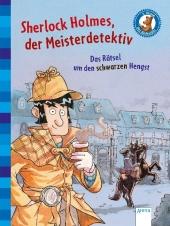 Sherlock Holmes, der Meisterdetektiv. Das Rätsel um den schwarzen Hengst