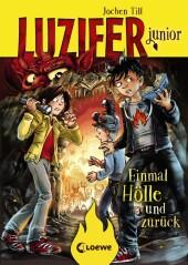 Luzifer junior - Einmal Hölle und zurück Cover