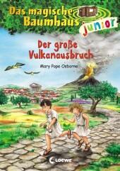 Das magische Baumhaus junior (Band 13) - Der große Vulkanausbruch