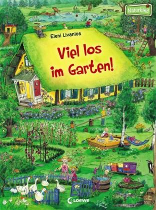 Viel los im Garten!