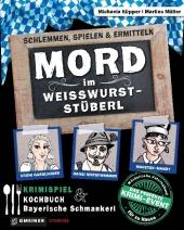 Mord im Weißwurststüberl (Spiel) Cover