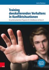 Training deeskalierenden Verhaltens in Konfliktsituationen Cover