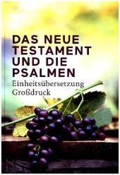 Das Neue Testament und Psalmen, Einheitsübersetzung Revision 2017 Cover