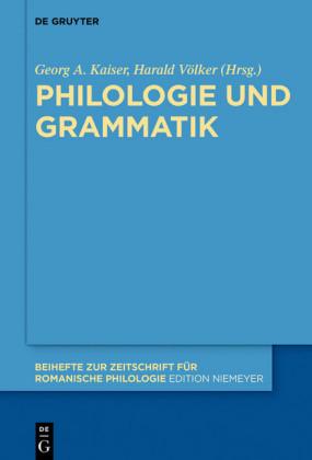 Philologie und Grammatik