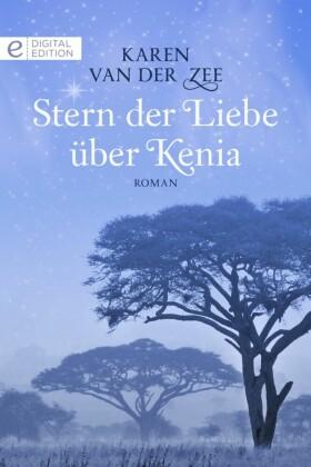 Stern der Liebe über Kenia