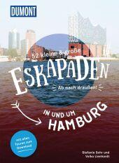 52 kleine & große Eskapaden in und um Hamburg Cover