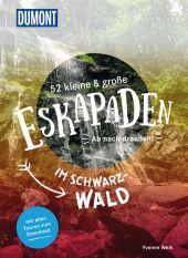 52 kleine & große Eskapaden im Schwarzwald Cover
