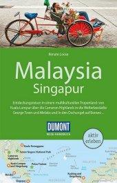 DuMont Reise-Handbuch Reiseführer Malaysia, Singapur Cover