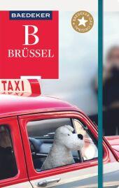 Baedeker Reiseführer Brüssel Cover