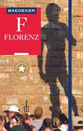 Baedeker Reiseführer Florenz Cover