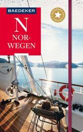 Baedeker Reiseführer Norwegen Cover