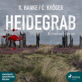 Heidegrab, 2 MP3-CDs