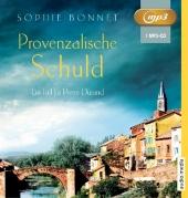 Provenzalische Schuld, MP3-CD Cover