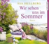 Wir sehen uns im Sommer, 5 Audio-CDs Cover
