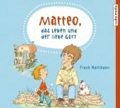Matteo, das Leben und der liebe Gott, 2 Audio-CDs Cover