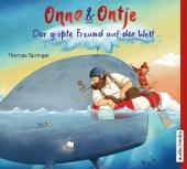 Onno und Ontje - Der größte Freund auf der Welt, 1 Audio-CD