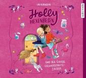 Holly Hexenbesen und der große Freundschaftszauber, 2 Audio-CDs