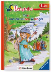 Trixi und die wilden Wikinger Cover