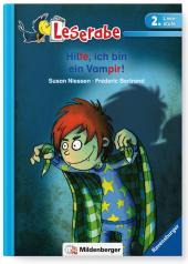 Hilfe, ich bin ein Vampir! Cover