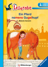 Ein Pferd namens Gugelhupf Cover