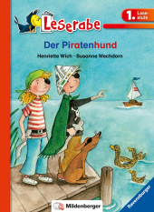 Der Piratenhund Cover
