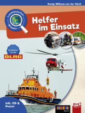 Helfer im Einsatz, m. Audio-CD Cover