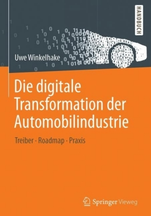 Die digitale Transformation der Automobilindustrie