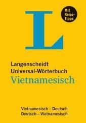 Langenscheidt Universal-Wörterbuch Vietnamesisch - mit Reisetipps