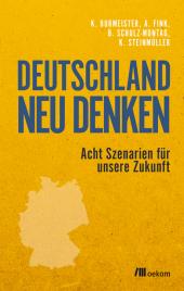 Deutschland neu denken Cover