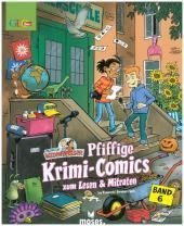 Redaktion Wadenbeißer - Pfiffige Krimi-Comics zum Lesen & Mitraten Cover