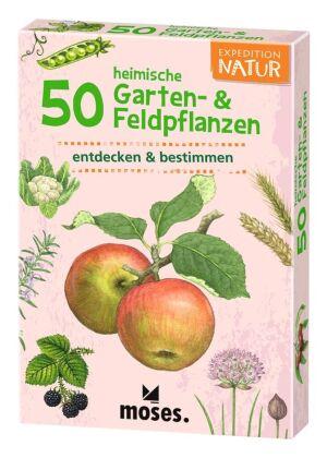 Expedition Natur 50 heimische Garten- & Feldpflanzen