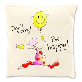 Oups Duftkissen - Don't worry... Be happy!