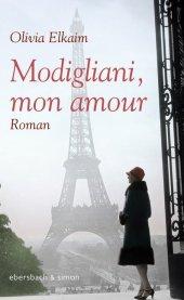 Modigliani, mon amour Cover