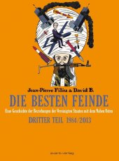 Die besten Feinde - 1984/2013 Cover