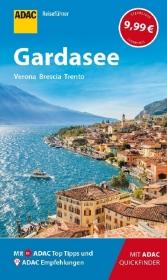ADAC Reiseführer Gardasee Cover
